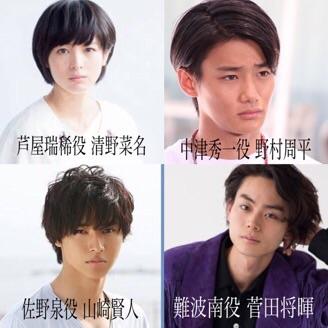ツンデレ役が似合ってる、演じてほしい俳優さんは誰ですか?