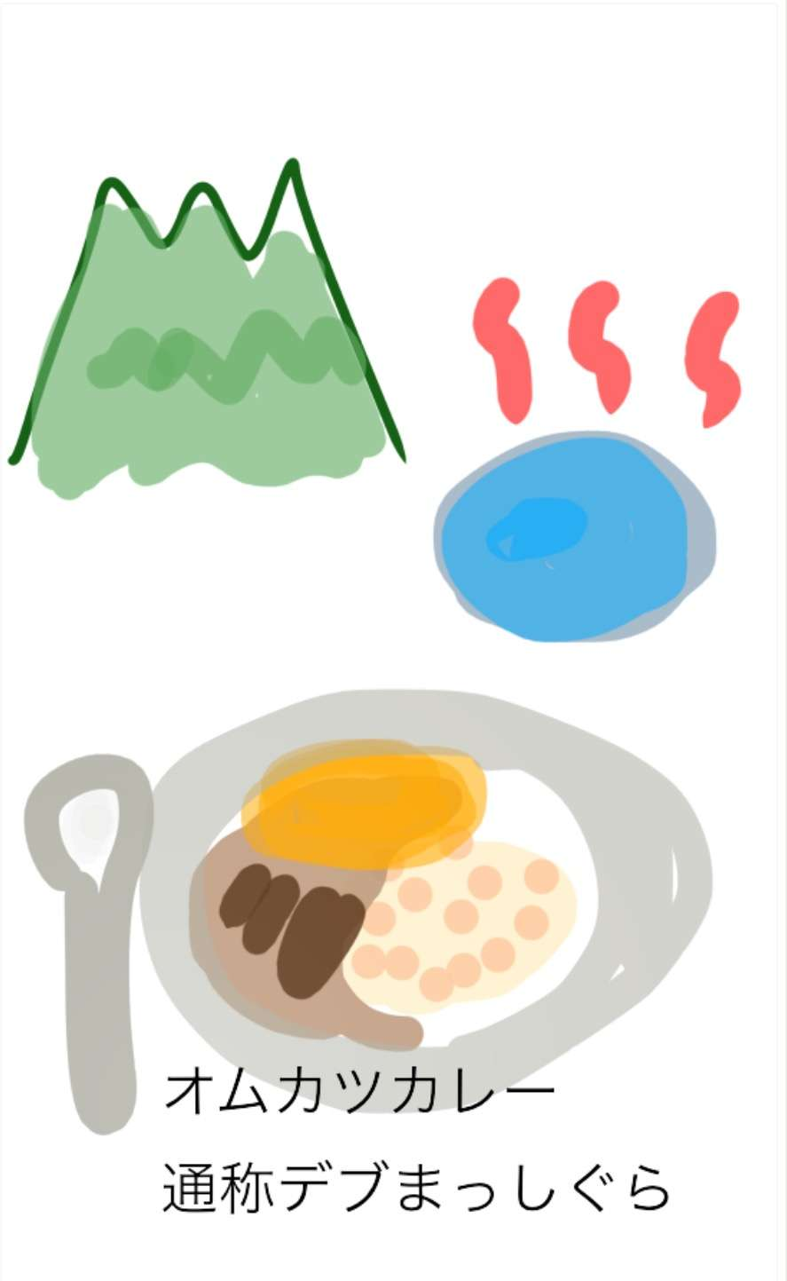 【お絵描き】今日の夕飯【ザザッとでもok】