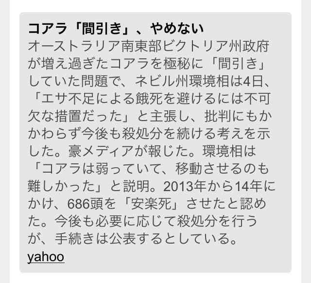 大阪からコアラいなくなる? エサ高過ぎ、天王寺動物園が飼育断念へ