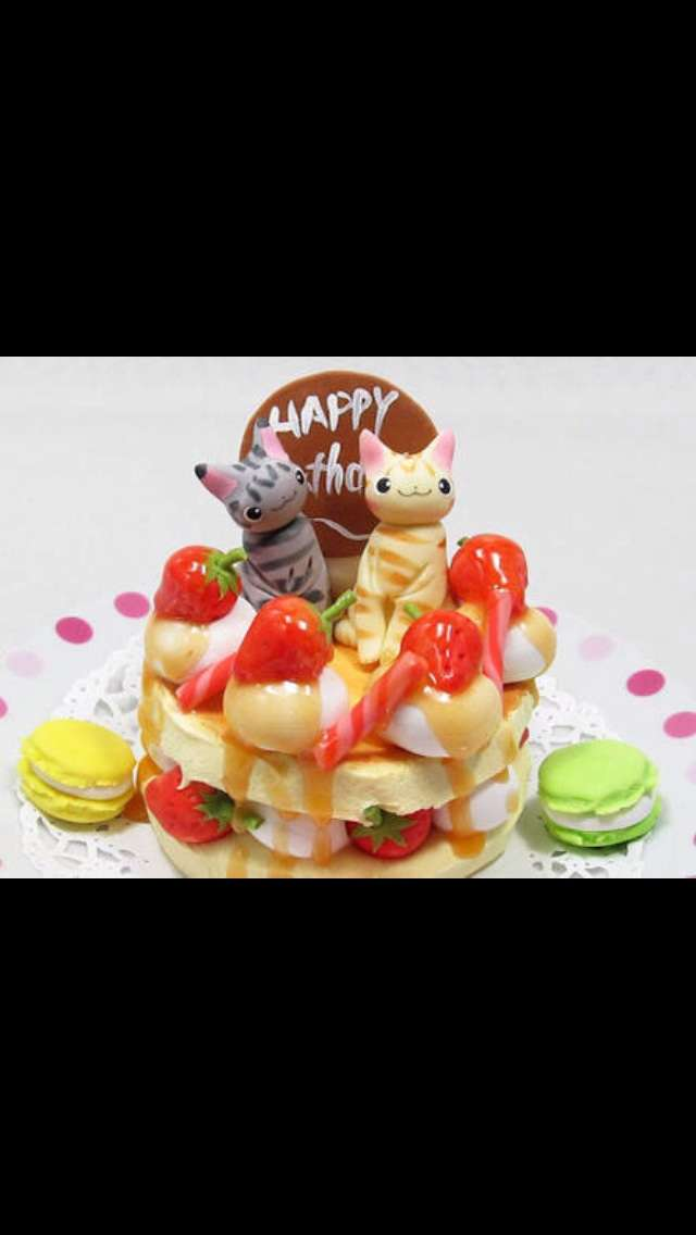 美味しそうなケーキが集まるトピ♡