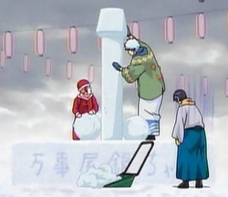 ガルちゃん雪像祭りin2017