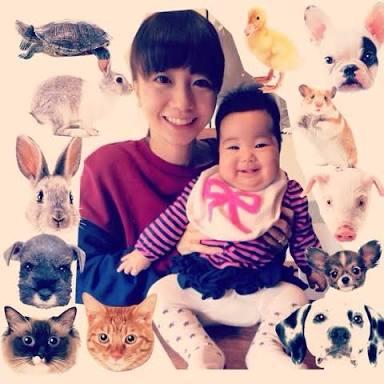 福田萌 第2子男児出産「父親似なのか頭がかなり大きく…」
