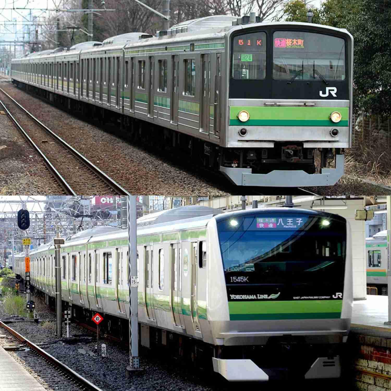 横浜線ユーザーの人