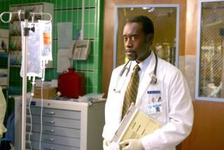 ER緊急救命室好きな人!