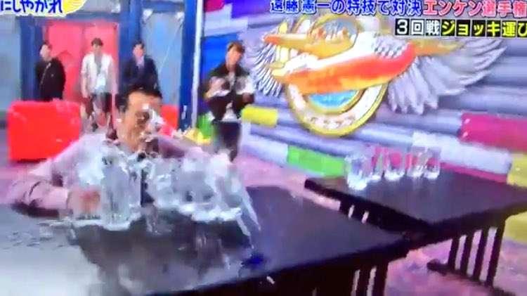 遠藤憲一 浮気バレ、妻が激怒…浮気相手と3者対決で破局の過去