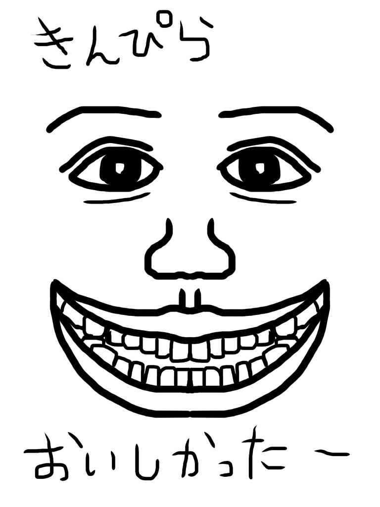 モノクロでお絵描きするトピpart2