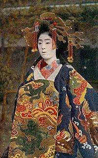 花魁仕様の成人式の着物どう思いますか?