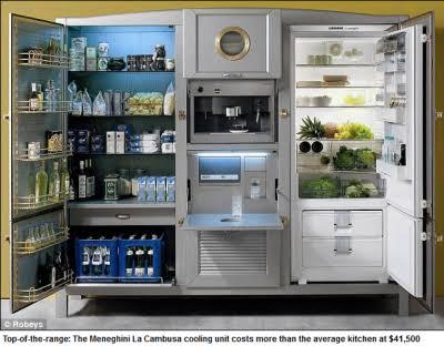 冷蔵庫の機能について