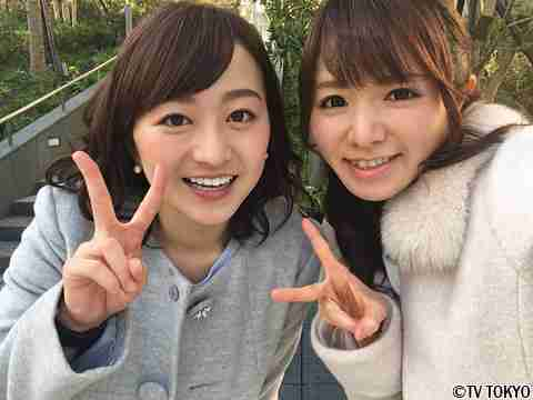 【何があったんだ】どう見ても紺野あさ美さんの顔が小さすぎる