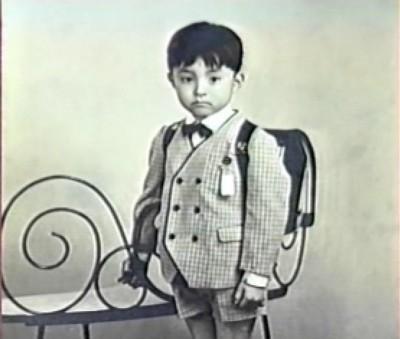 芸能人の子供時代