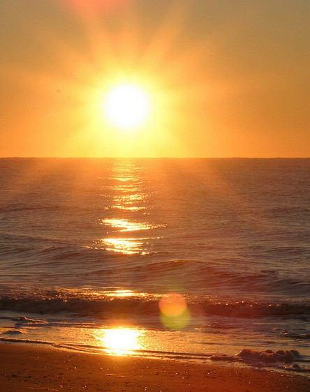 綺麗な夕焼けの画像を貼るトピ