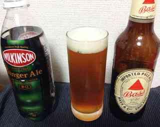 ビールに混ぜると美味いもの