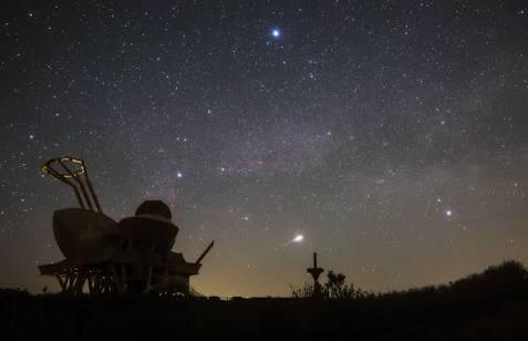 星がキレイに見える場所や観光地