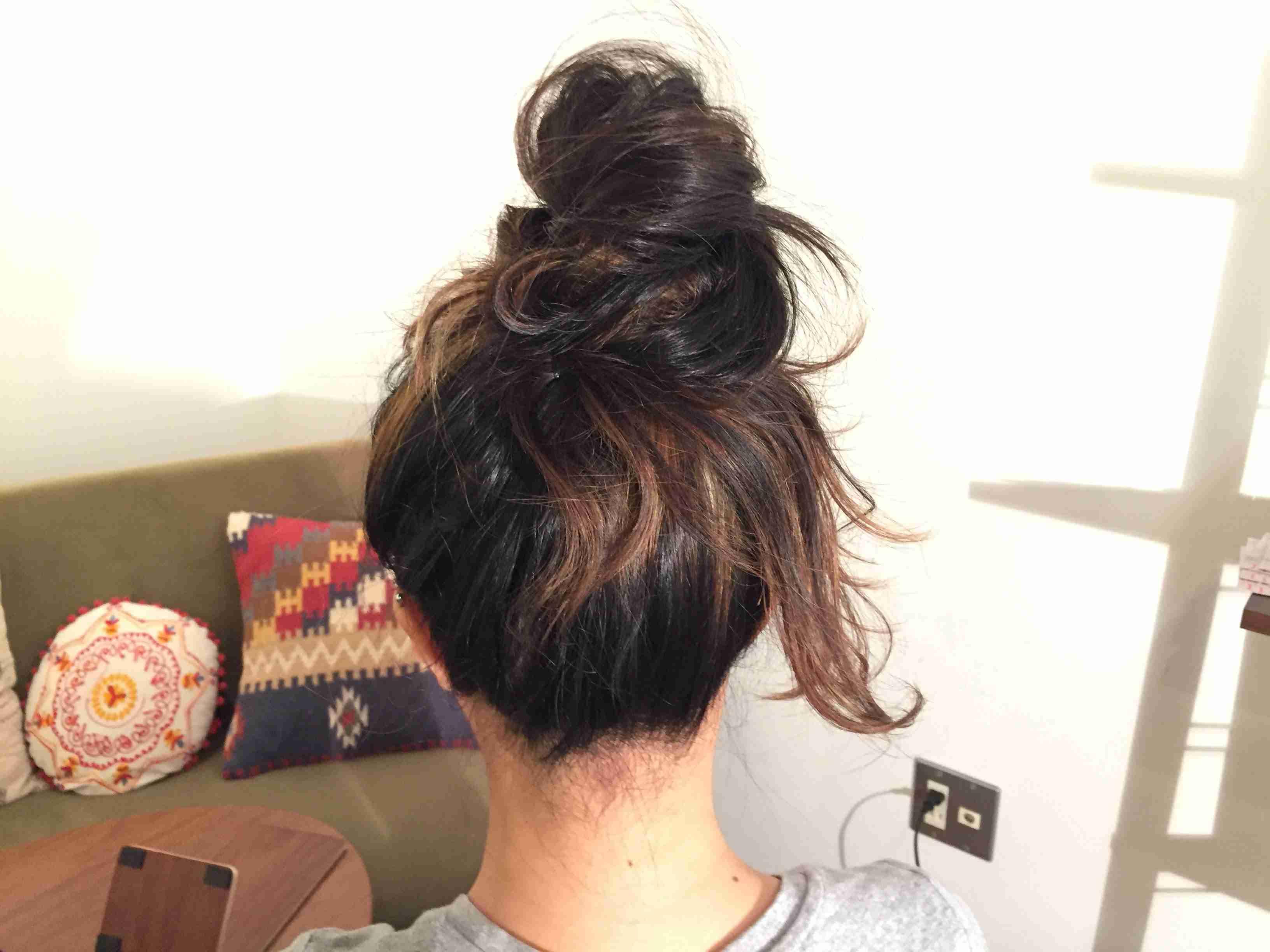 普段よくやるヘアアレンジ