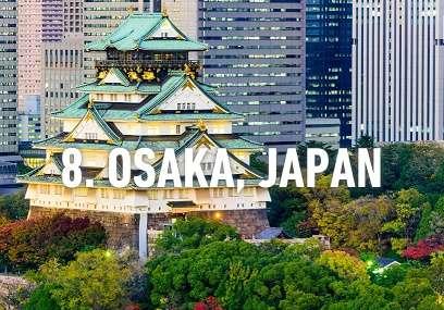 NYタイムズ紙が選ぶ「今年行くべき世界の都市2017」に「食い倒れの街大阪」