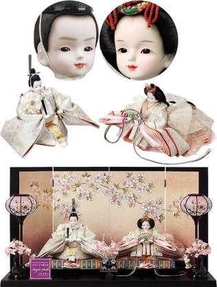どんなひな人形ですか?