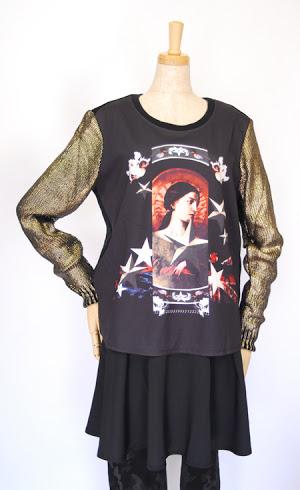 とんでもない柄やデザインの服やファッション小物の画像を集めるトピ