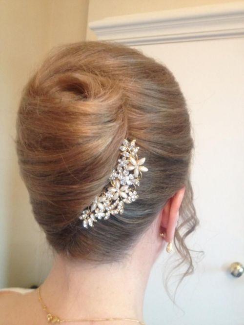 ヘアセットなしでの結婚式出席はありですか?