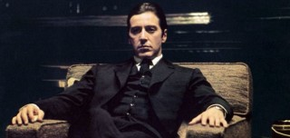 スーツ姿の素敵な男性が出てくる映画