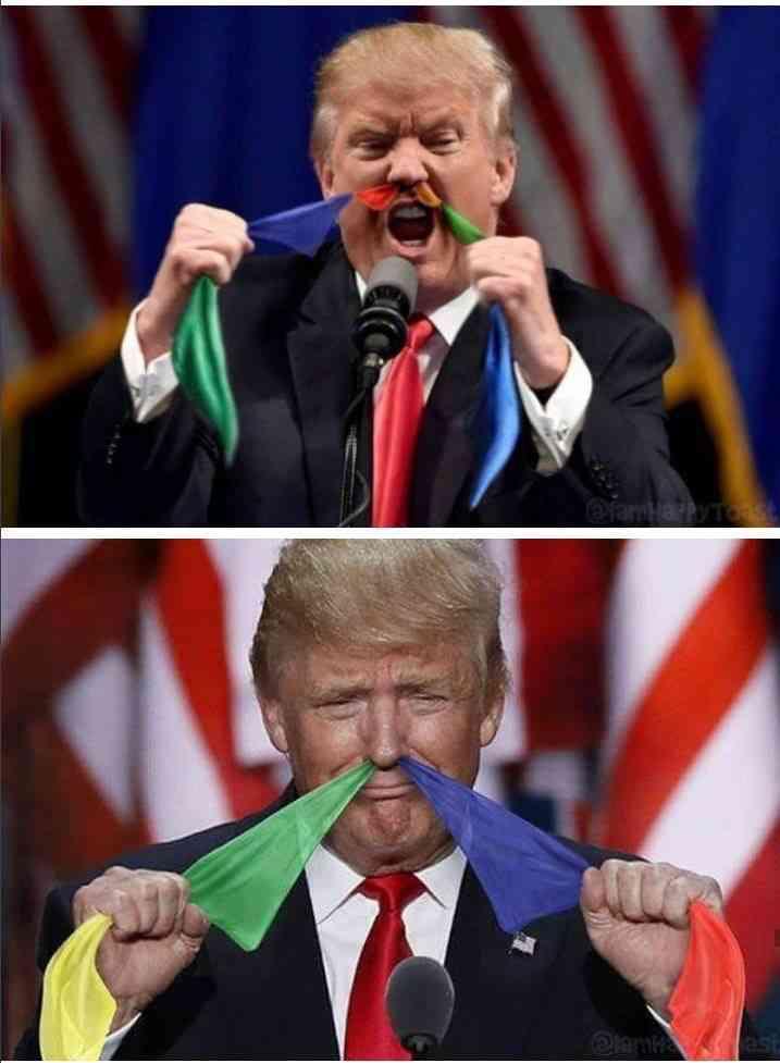 【違和感ねえ!】トランプ次期大統領が「アコーディオン」を弾くシュールな動画が話題に
