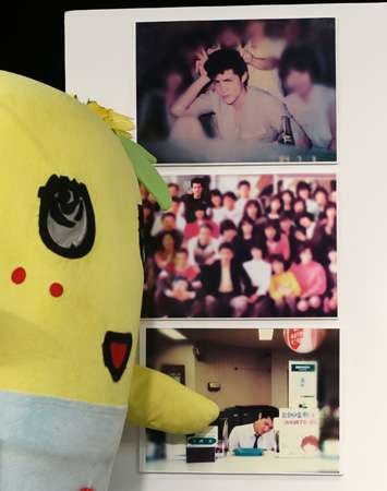 竹内力、銀行員時代の思い出を披露 リーゼントで今の三菱東京UFJの窓口に
