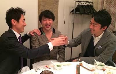 小栗旬、菅田将暉、山崎賢人ら集結 ムロツヨシの誕生日会が豪華すぎる