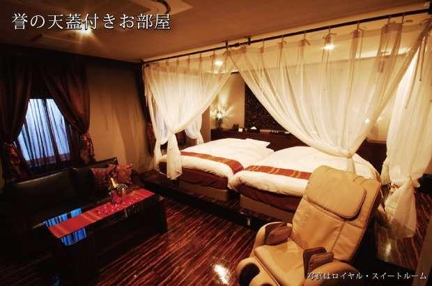 【旅行】宿泊先にラブホテルを使いますか?