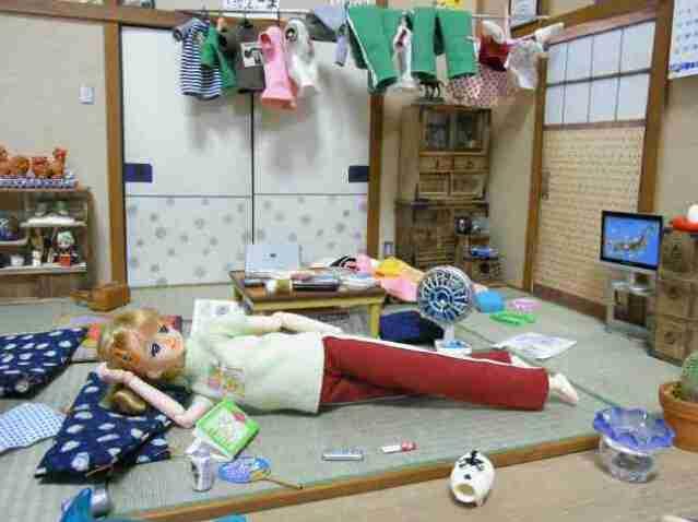 年末年始の家事に疲れた人
