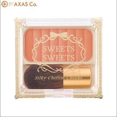 プチプラコスメ、sweets sweetsを語ろう。