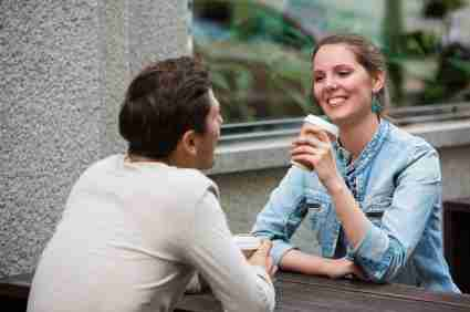 出会いはあるものの恋愛に発展しない人