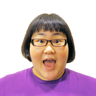 紫色の画像で穏やかになるトピ