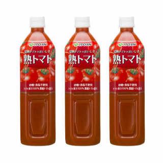 トマトジュースで美白