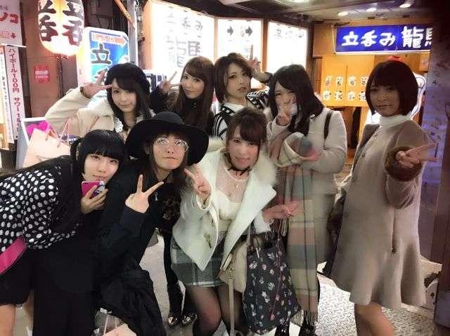 ガルちゃん新年会2017