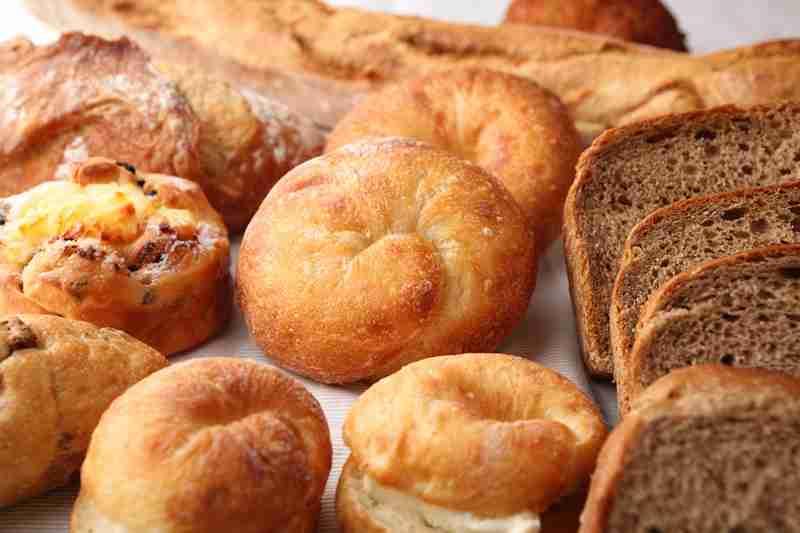 都内のパン屋さん