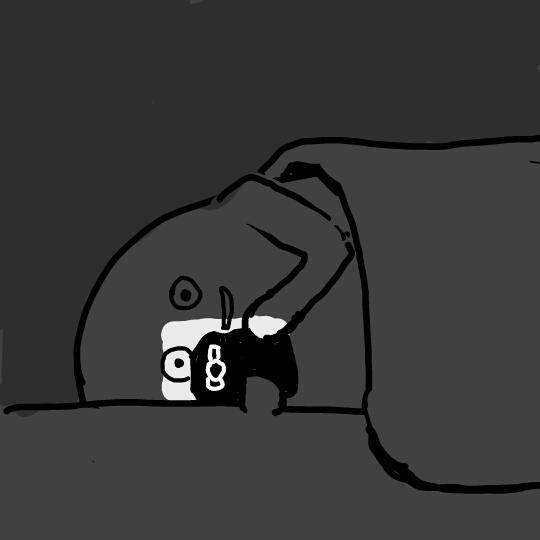 眠れない・寝ない人が暇つぶしをするトピ