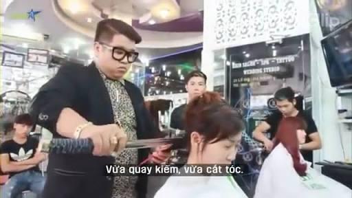 男性美容師さんが苦手な人。