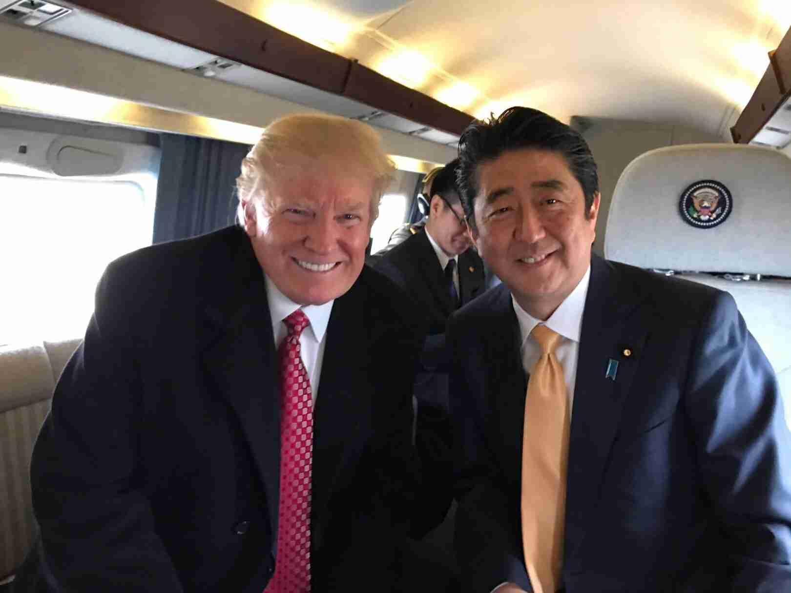 【日米首脳会談】メラニア夫人は「伝統を破った」安倍昭恵首相夫人に同行せず…「トランプ流」デビュー