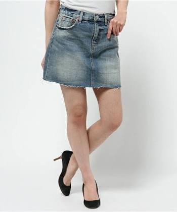 台形スカートについて。