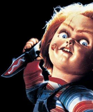 人形が怖い人