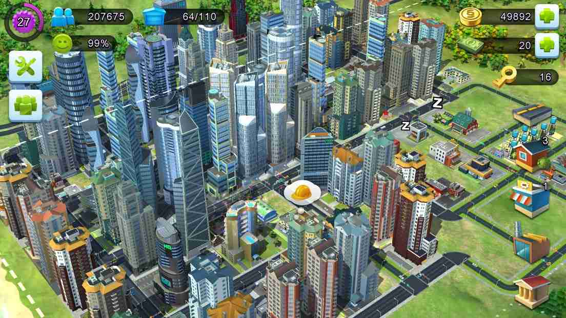 ガルちゃんのみんなで街を作ろう!