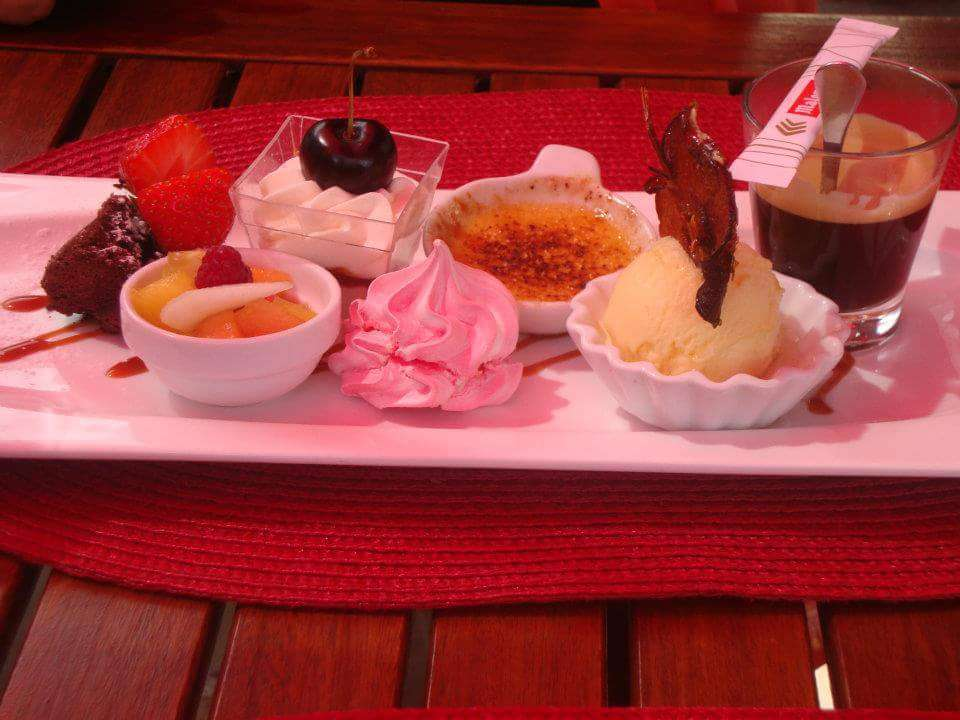 海外で食べて美味しかったもの