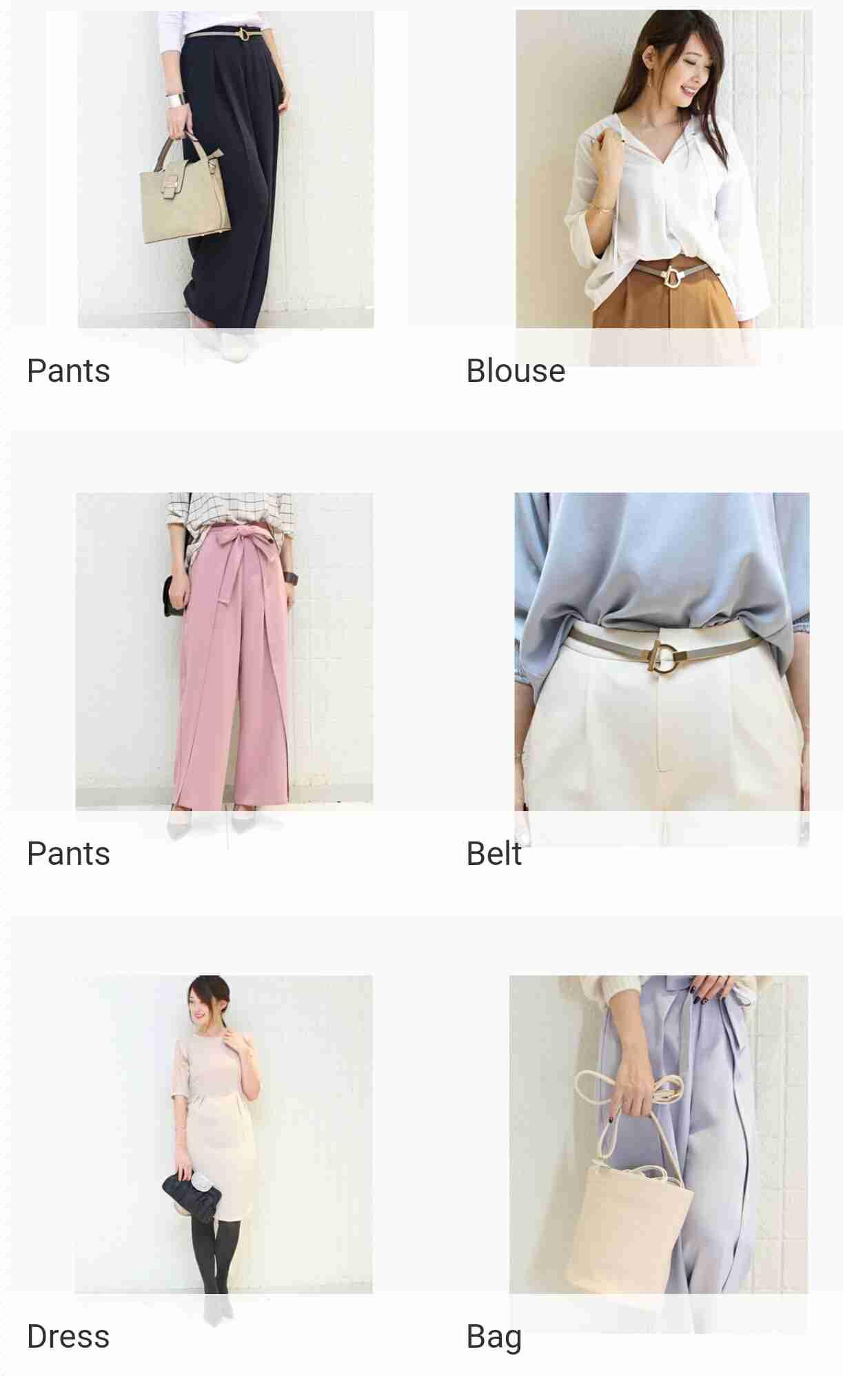 30代前半…清楚でかわいい洋服ブランド教えてください。