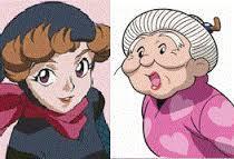 あなたのお姑さんは誰に似ていますか?