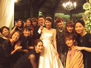 結婚式のマナー