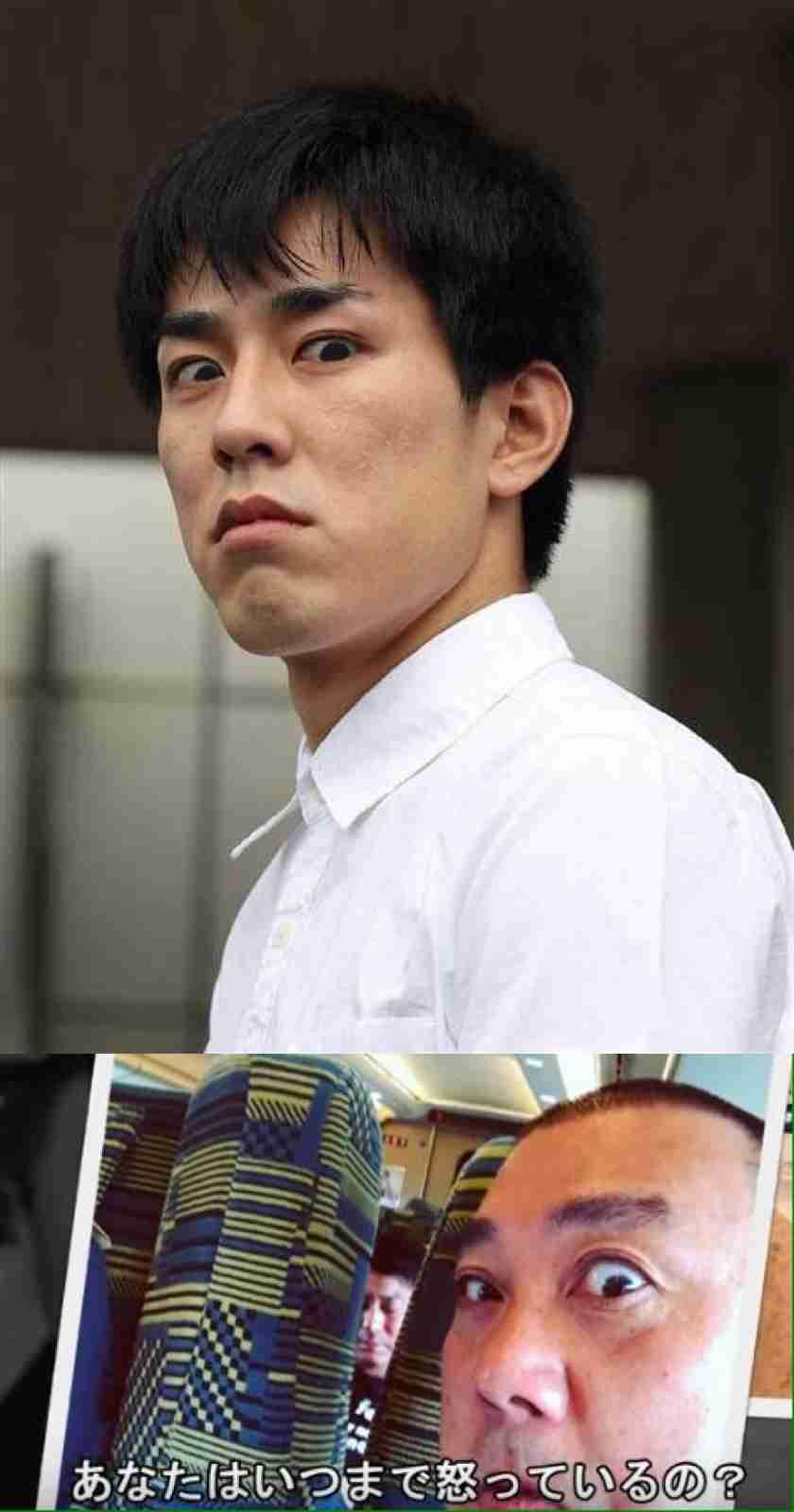 """「ごめんなちゃーい」極楽とんぼ・山本圭壱の""""懺悔ソング""""が不快感MAX"""
