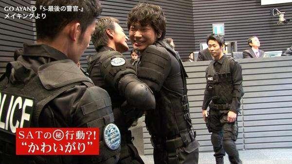 「S-最後の警官-」を見ていた方いませんか?