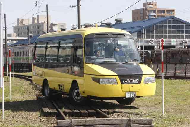 地元の電車バスをあげていこう!