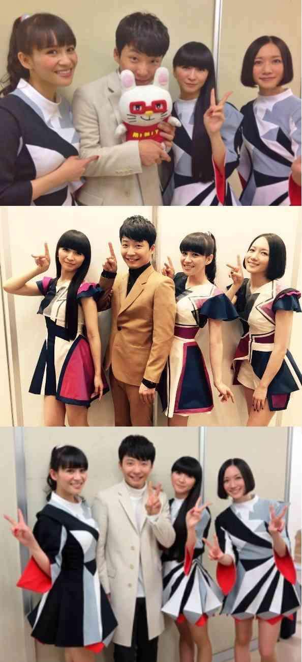吉高由里子とPerfumeが近藤春菜の乙女な秘密を暴露し