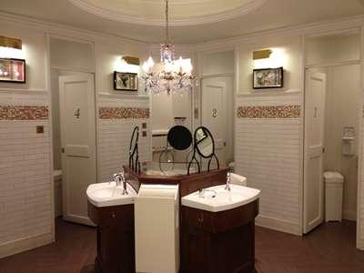 「暗い」「汚い」今は昔…進化する公衆トイレ