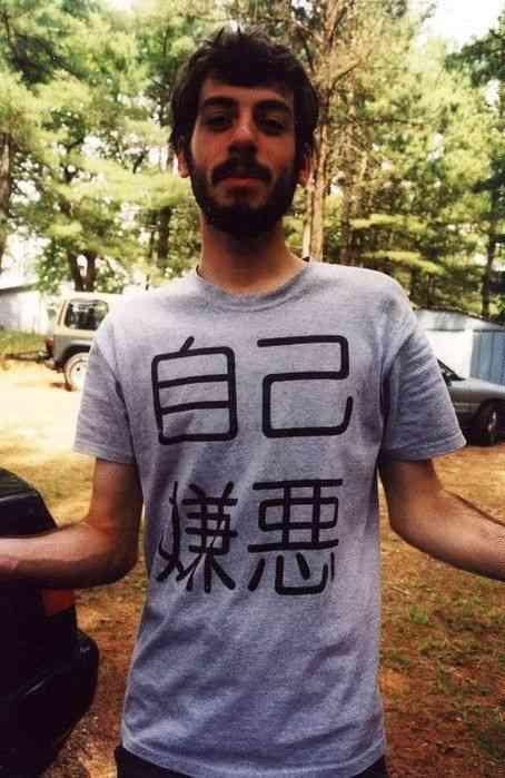 インパクトのあるTシャツ画像ください
